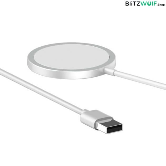 Bakeey 15W mágneses vezeték nélküli töltő iPhonehoz