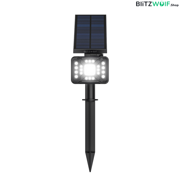 BlitzWolf BW-OLT2: vízálló napelemes lámpa