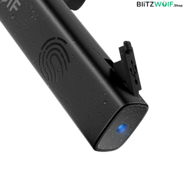 BlitzWolf® BW-BH1: vezeték nélküli egyedülálló zajszűrős headse