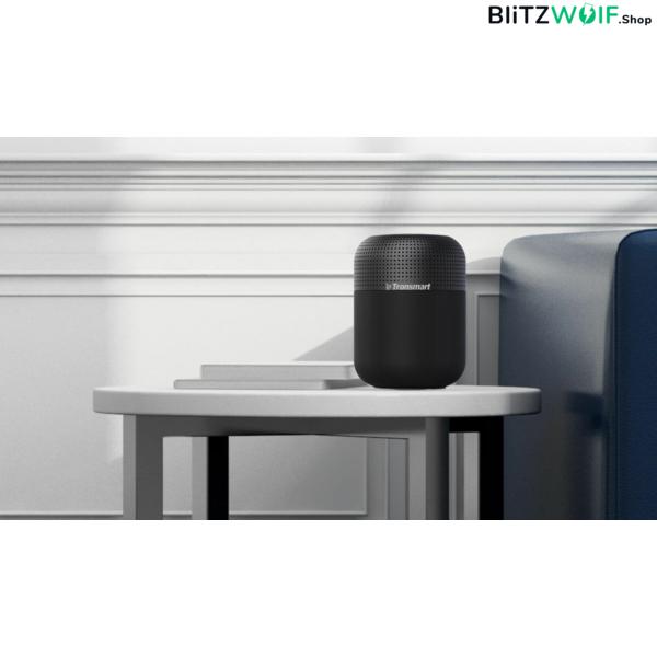 Tronsmart Element T6 Max SoundPulse™: Bluetooth hangszóró 360 fokos térhangzással (60W)