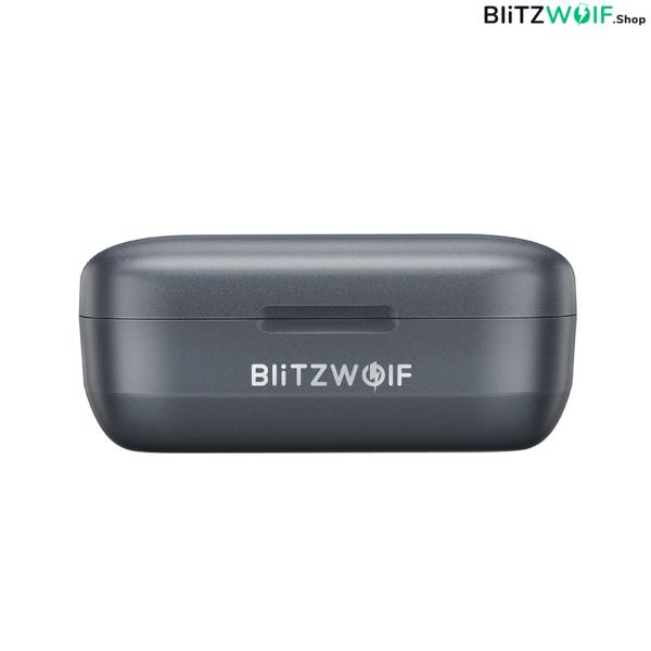 BlitzWolf® BW-FYE4: teljesen vezeték nélküli fülhallgató töltődobozzal