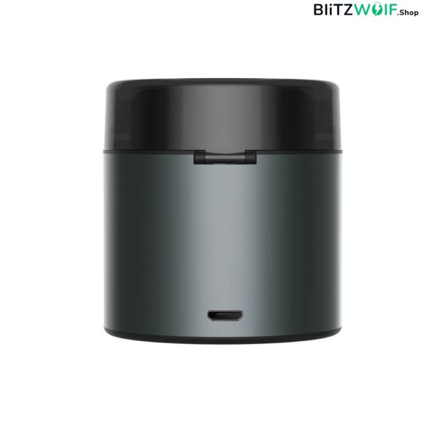BlitzWolf® BW-FYE8: teljesen vezeték nélküli  grafén  Dual Dynamic Driver fülhallgató töltődobozzal