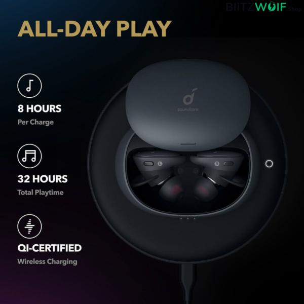 Soundcore® Liberty 2 Pro: vezeték nélküli fülhallgató