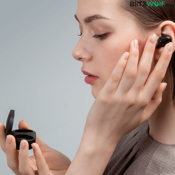 Xiaomi® Redmi AirDots (TWS): teljesen vezeték nélküli fülhallgató töltődobozzal
