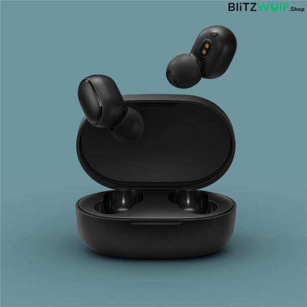 Xiaomi® Redmi AirDots (TWS): teljesen vezeték nélküli fülhallgató töltődobozzal, Bluetooth 5.0