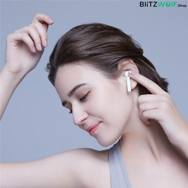 Xiaomi® Mi AirDots Pro (TWS): teljesen vezeték nélküli zajszűréses fülhallgató töltődobozzal (IPX4)