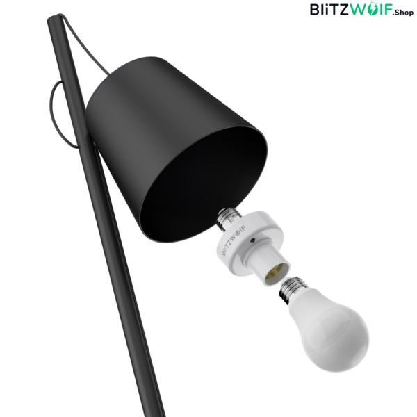 BlitzWolf® BW-LT30: okos izzó adapter (E27)