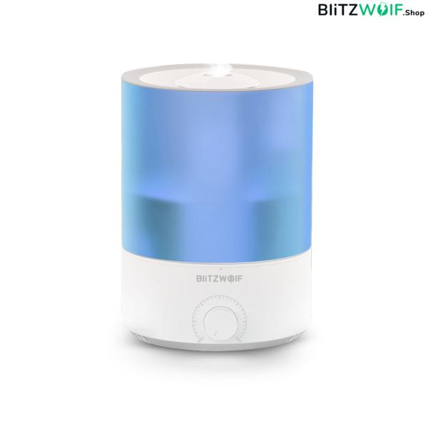 BlitzWolf® BW-SH2: intelligens aromás párologtató 4L kapacitással