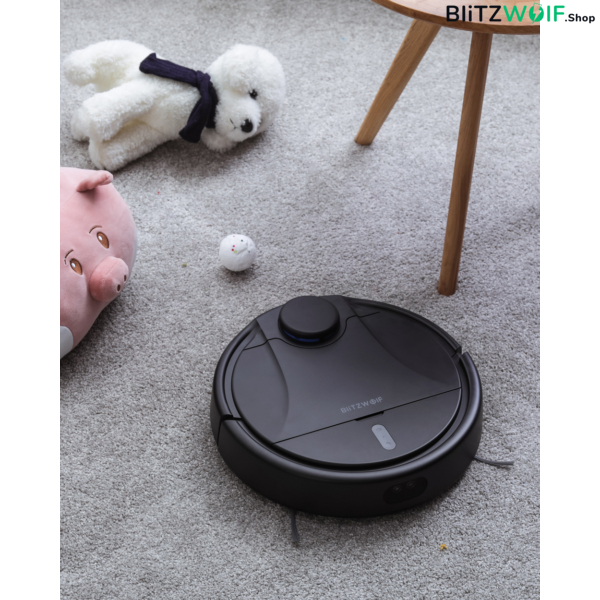 BlitzWolf® BW-VC1: prémium robotporszívó - 2200Pa