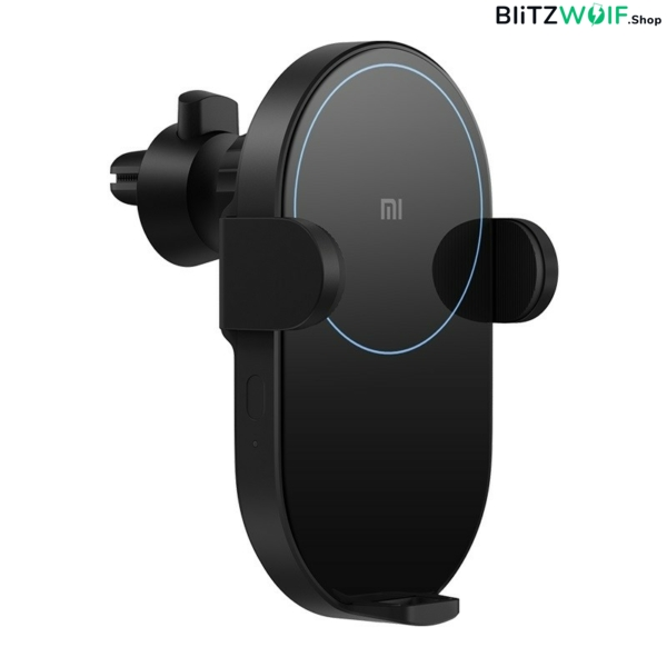 Xiaomi® intelligens autós telefontartó és vezeték nélküli gyorstöltő – 20W