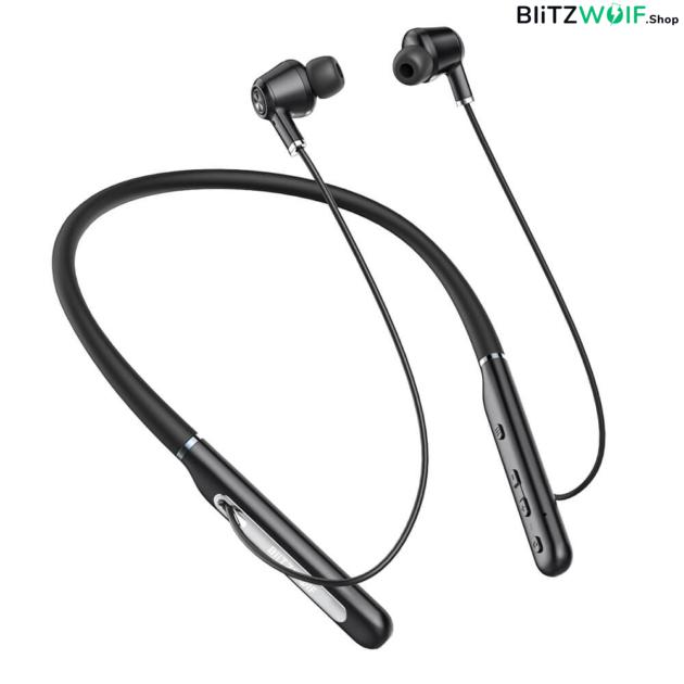 BlitzWolf® BW-ANC2: Bluetooth 5.0 fülhallgató aktív zajszűréssel, mikrofonnal 1