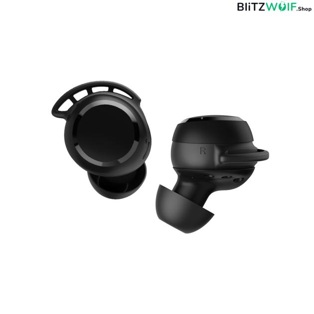 BlitzWolf® BW-FYE3 PRO: vezeték nélküli prémium fülhallgató (2000 mAh töltődobozzal - IPX5)
