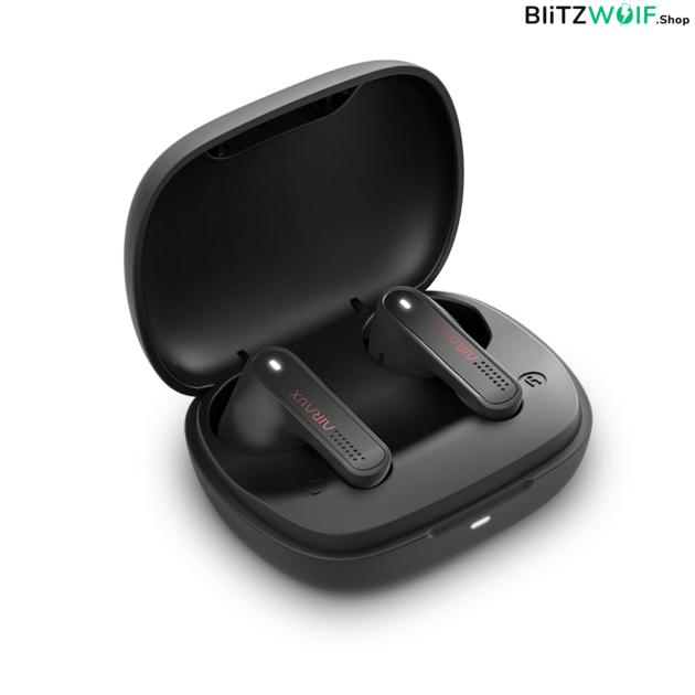 BlitzWolf® AirAux AA-UM4X: TWS mini fülhallgató (IPX5)