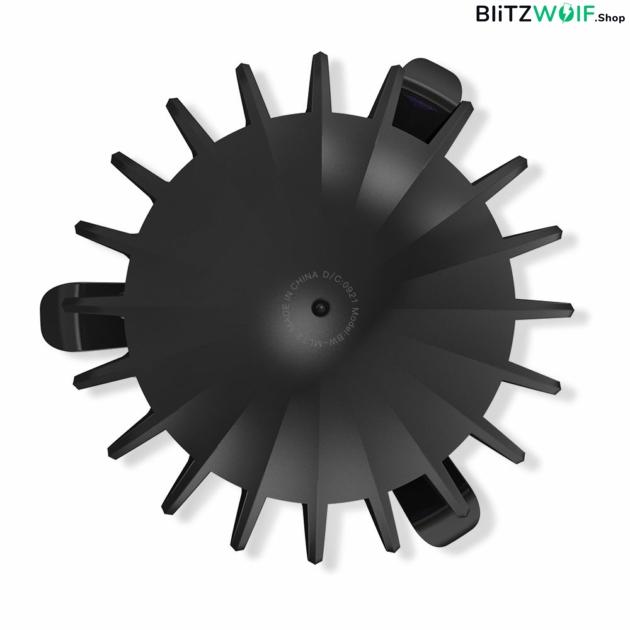 BlitzWolf® BW-MLT2: elektromos szúnyogírtó, szúnyogcsapda 2200mAh akkumulátorral