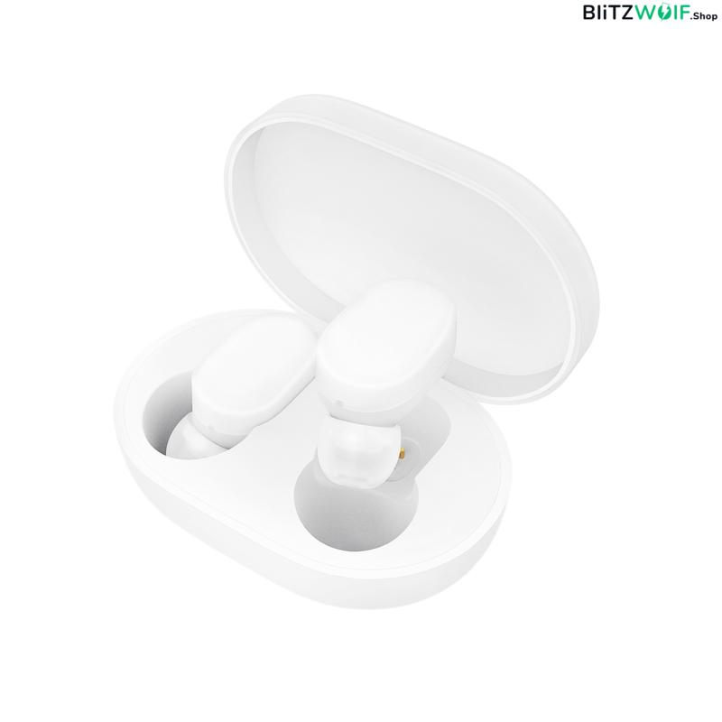 Xiaomi® AirDots (TWS): teljesen vezeték nélküli fülhallgató töltődobozzal, Bluetooth 5