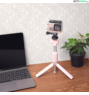 BlitzWolf® BW-BS3 SPORT: 360 fokos multifunkciós selfie bot - Pink