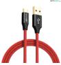 BlitzWolf® Ampcore BW-MC7: Micro USB töltő- és adatkábel (1m)